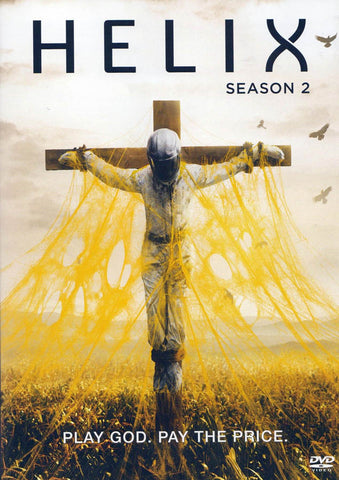 Helix - Season 2 (Keepcase) DVD Movie