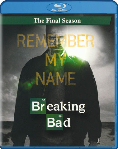 Breaking Bad - The Final Season (Blu-ray) BLU-RAY Movie