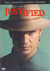 Justified - The Complete Final Season