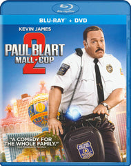 Paul Blart - Mall Cop 2 (Blu-ray + DVD) (Blu-ray)