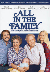 All In The Family - The Complete Sixth (6th) Season (Keepcase)