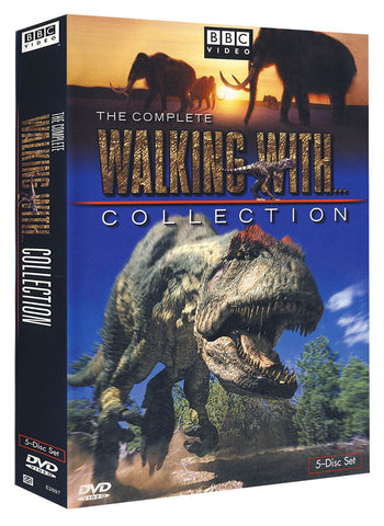 The Complete Walking with...Collection (Boxset) DVD Movie