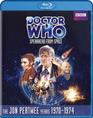 Doctor Who - Spearhead from Space (1970-1974) (Blu-ray)
