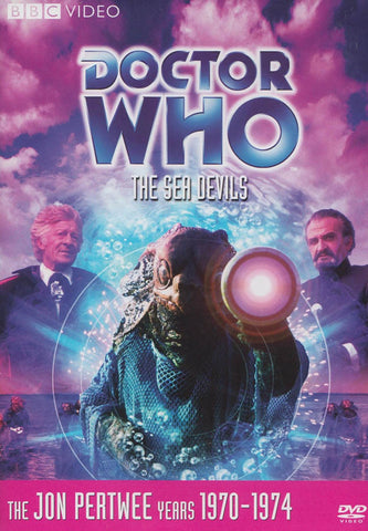 Doctor Who - The Sea Devils (1970-1974) DVD Movie