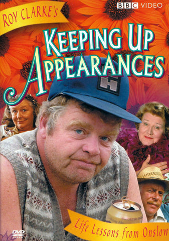 Keeping Up Appearances - Life Lessons from Onslow DVD Movie