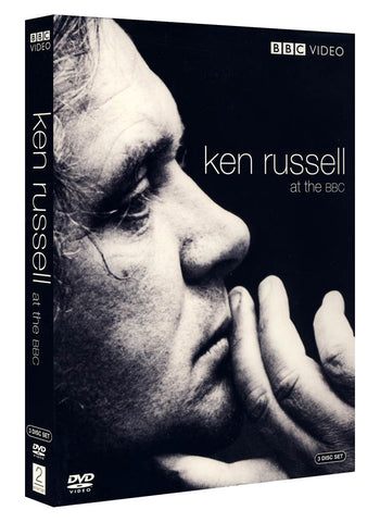 Ken Russell at the BBC (Boxset) DVD Movie