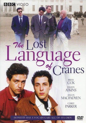 The Lost Language of Cranes DVD Movie