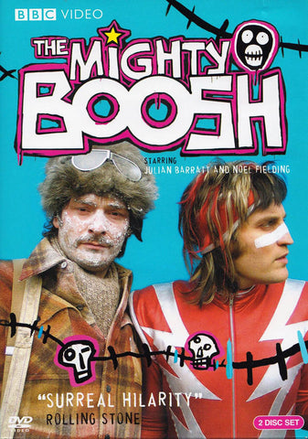 The Mighty Boosh - The Complete Season 1 DVD Movie