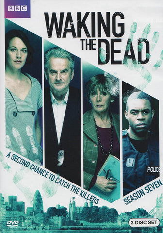 Waking the Dead - The Complete Season 7 DVD Movie
