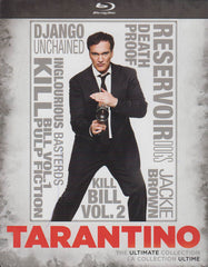 Quentin Tarantino - The Ultimate Collection (Blu-ray) (Boxset) (Blu-ray)