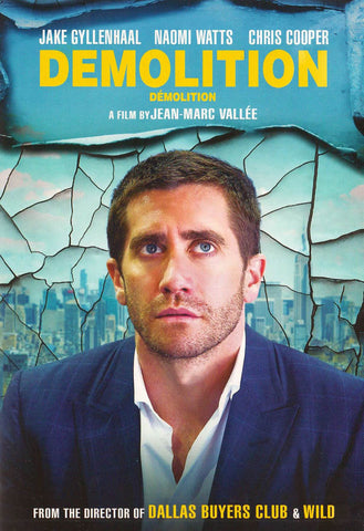 Demolition (Bilingual) DVD Movie