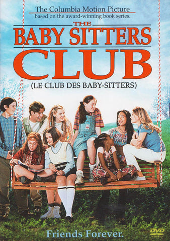 Babysitters Club (Bilingual) DVD Movie