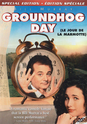 Groundhog Day (Special Edition) (Bilingual) DVD Movie