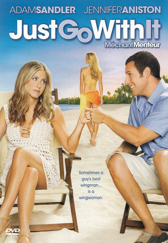 Just Go With It (Bilingual) DVD Movie