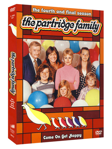 The Partridge Family - Season 4 and Final Season (Boxset) DVD Movie