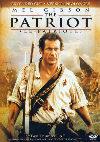 The Patriot (Extended Cut) (Bilingual) DVD Movie