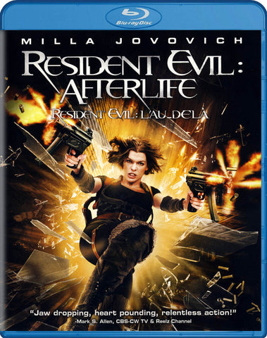 Resident Evil: Afterlife (Bilingual) (Blu-ray) BLU-RAY Movie