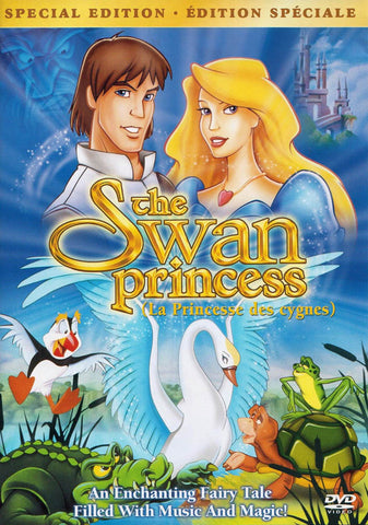 The Swan Princess (Special Edition) Bilingual DVD Movie
