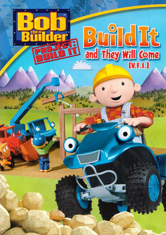Bob the Builder: Build It and They Will Come (Bilingual) DVD Movie
