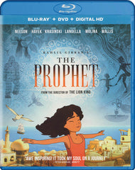 Kahlil Gibran's - The Prophet (Blu-ray + DVD + Digital HD) (Blu-ray)
