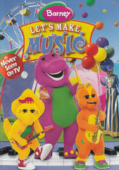 Barney - Let s Make Music (Maple)