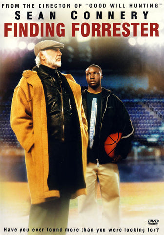 Finding Forrester DVD Movie