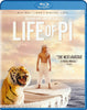 Life of Pi (Blu-ray + DVD + Digital Copy) (Blu-ray) BLU-RAY Movie