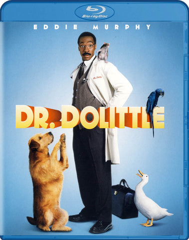 Dr. Dolittle (Blu-ray) BLU-RAY Movie