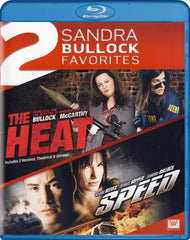 The Heat / Speed (Double Feature) (Blu-ray)