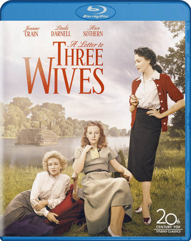 A Letter to Three Wives (Blu-ray) BLU-RAY Movie