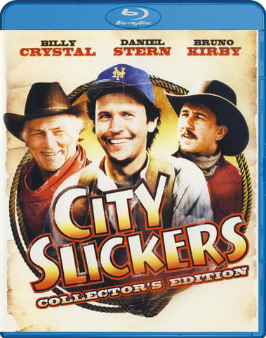 City Slickers (Collector's Edition) (Blu-ray) BLU-RAY Movie