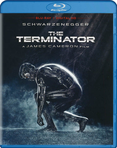 The Terminator (Blu-ray + Digital HD) (Blu-ray) BLU-RAY Movie
