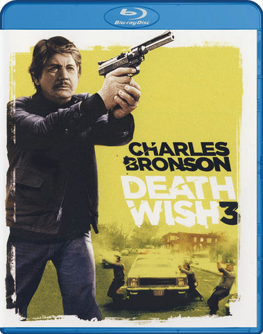 Death Wish 3 (Blu-ray) BLU-RAY Movie