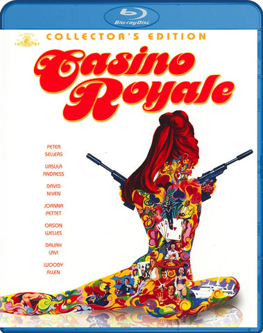 Casino Royale (Collector`s Edition) (Blu-ray) BLU-RAY Movie