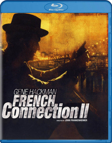 French Connection 2 (Blu-ray) BLU-RAY Movie