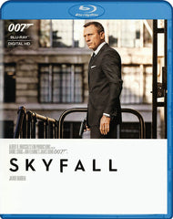 Skyfall (Blu-ray + Digital HD) (Blu-ray)