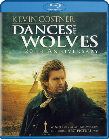Dances with Wolves (Two-Disc 20th Anniversary Edition) (Blu-ray) BLU-RAY Movie