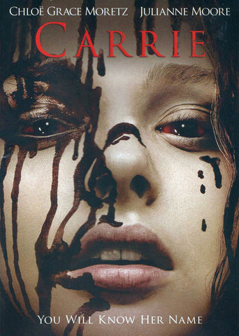 Carrie (2014) DVD Movie