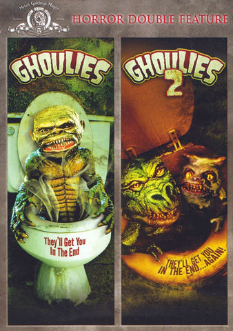 Ghoulies / Ghoulies II (Double Feature) DVD Movie