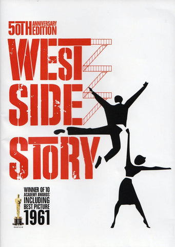 West Side Story (50th Anniversary Edition) DVD Movie