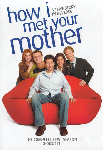 How I Met Your Mother - The Complete First (1) Season DVD Movie