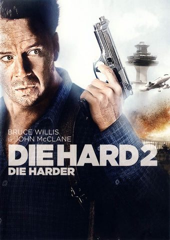 Die Hard 2 - Die Harder DVD Movie