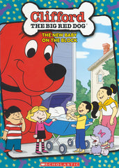 Clifford The Big Red Dog - The New Baby on the Block