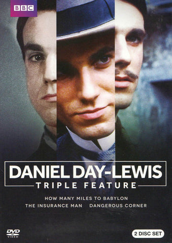 Daniel Day - Lewis (Triple Feature) DVD Movie