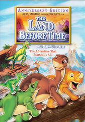 The Land Before Time (Anniversary Edition) (Bilingual)
