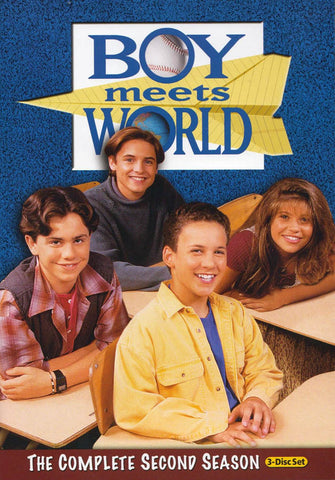 Boy Meets World - The Complete (2nd) Second Season (Boxset) (CA) DVD Movie