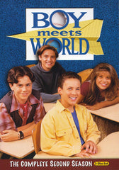Boy Meets World - The Complete (2nd) Second Season (Boxset) (CA)