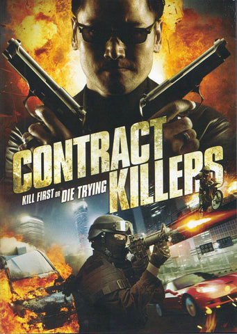 Contract Killers DVD Movie