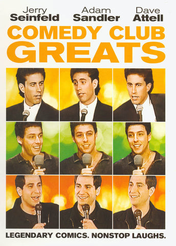 Comedy Club Greats (MAPLE) DVD Movie
