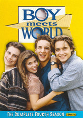 Boy Meets World - The Complete (4th)Fourth Season (Keepcase) (Maple)